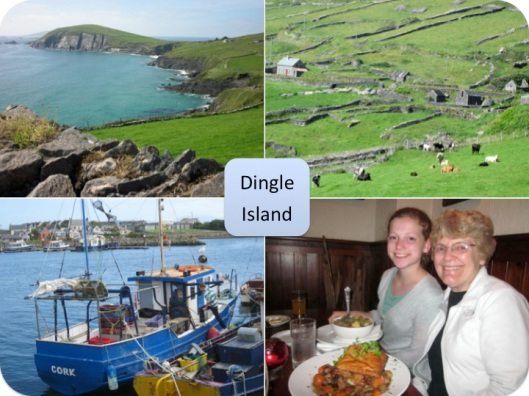 Dingle Island Composite