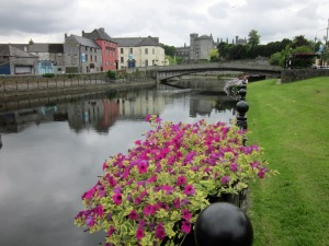 Kilkenny on River Nore
