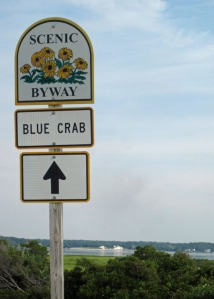 CC21 Bluse Crab Scenic Byway