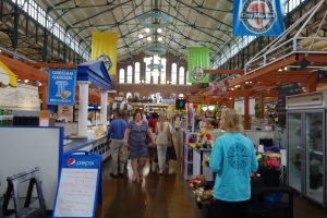 City Market in Downtown Indianapolis
