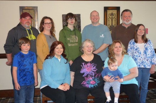Four generations maintaining the family legacy.