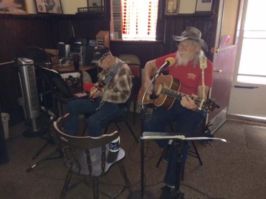 Cowboy singers