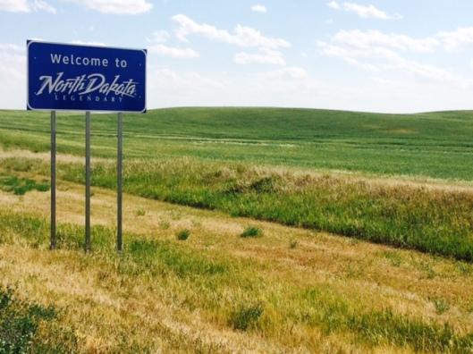 Welcome North Dakota