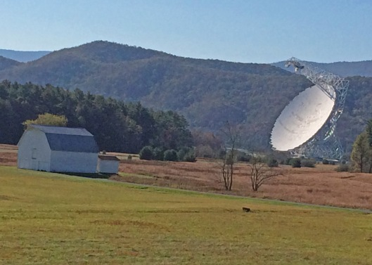 Green Bank- Telescope II
