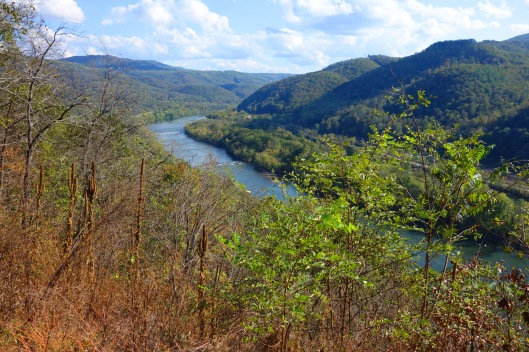New River Gorge-Brooks Overlook